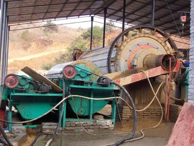 客户案例之泰国磁褐铁矿磁选-重选生产线