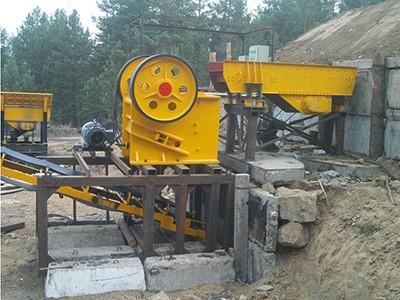 客户案例之昆明250m3/h石料生产线项目